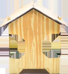 Photo packaging en forme de ruche